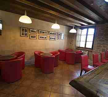 Cafetería Posada Doña Urraca