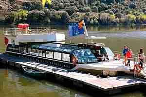 Paseo fluvial por los Arribes del Duero