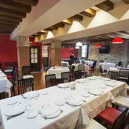 Doña Urraca Inn's Restaurant
