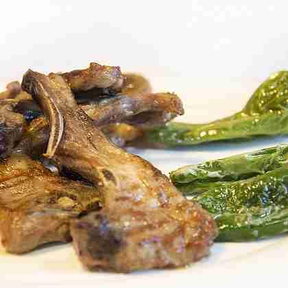 Sayago Lamb Chops