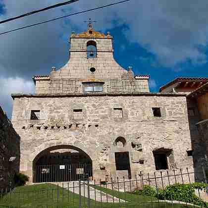 San Agustín Monastery- Casa del Parque