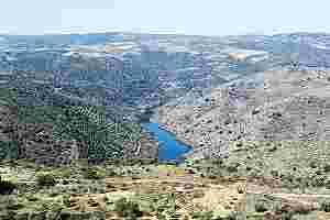 Miradores y Cascadas