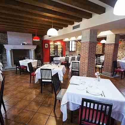 Restaurante de la Posada Doña Urraca