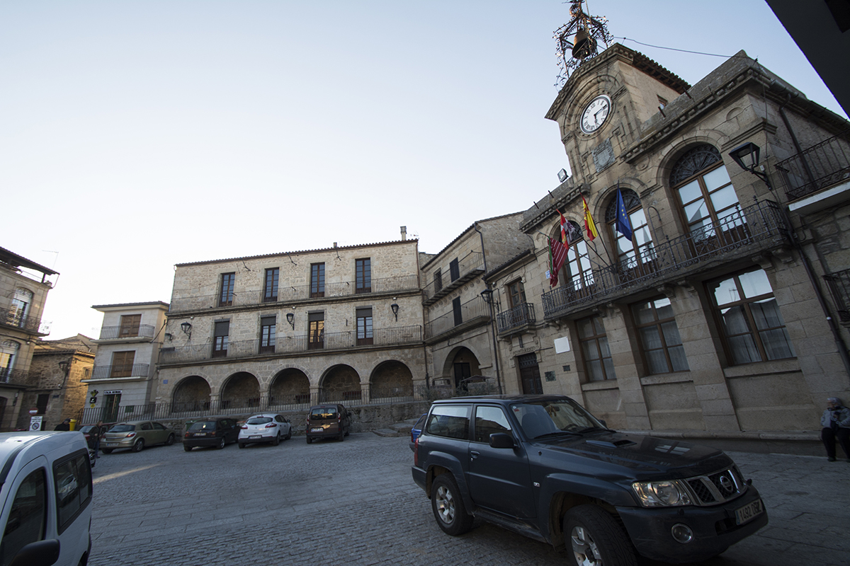 Plaza Mayor de Fermoselle