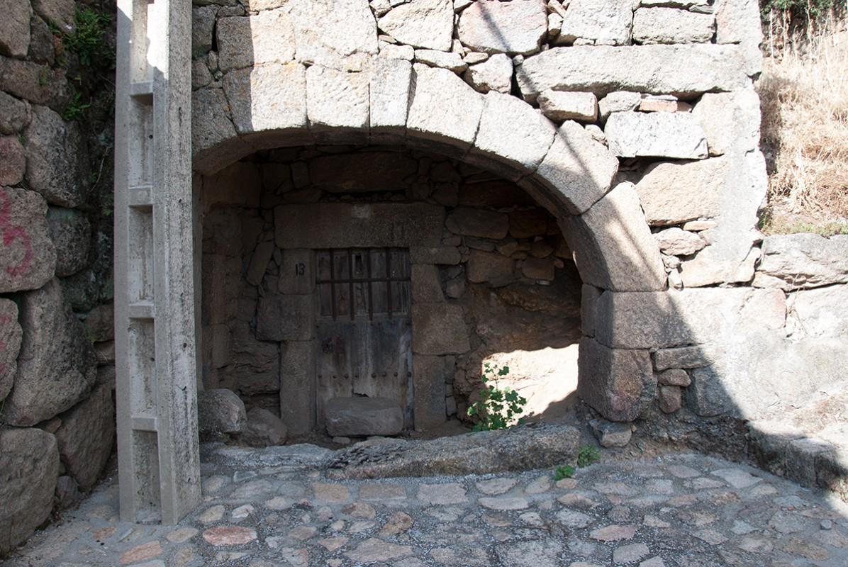 Subterranean Cellar