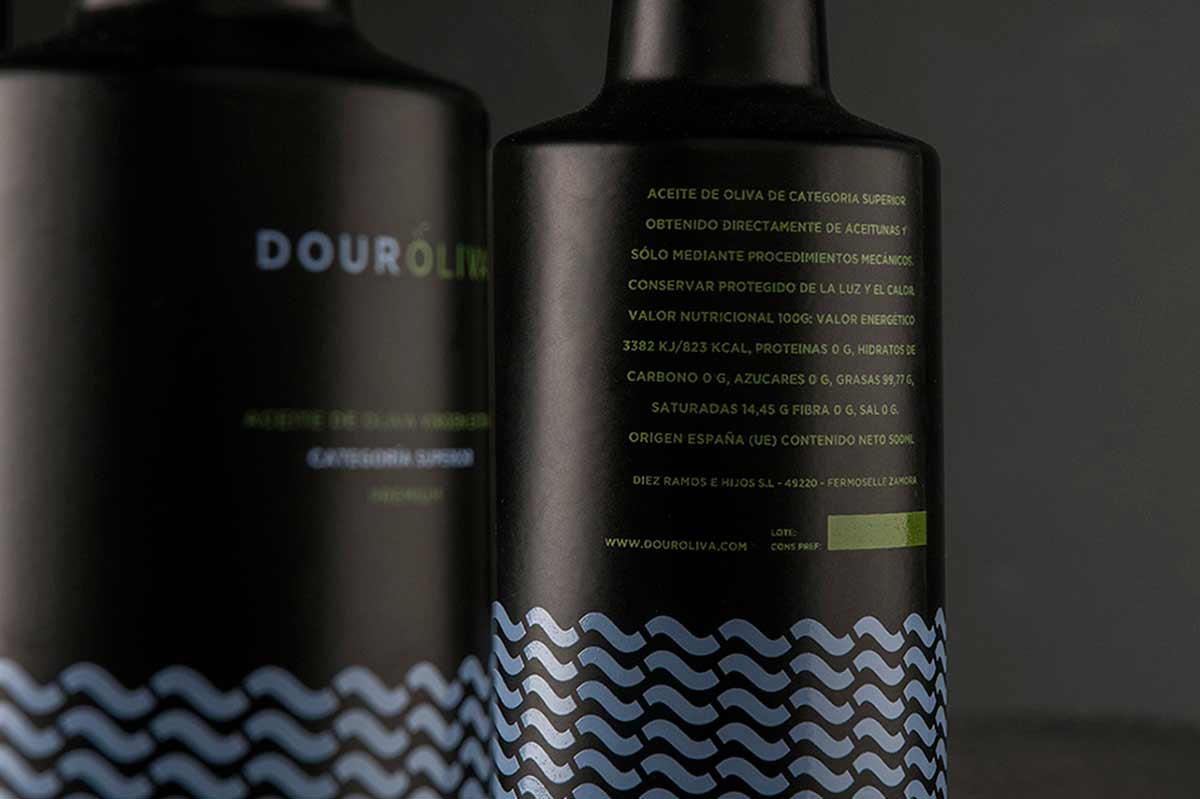 The oil producer Douroliva, awarded for recovering the olive trees of Fermoselle